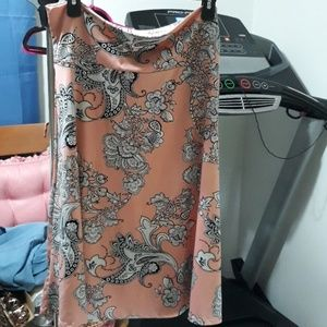 Lularoe XL A line skirt
